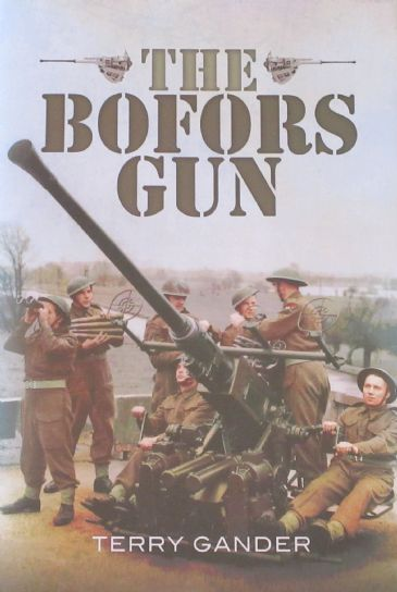 The Bofors Gun, by Terry Gander